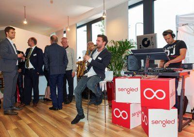 Kunde SENGLED | Projekt OPENING EVENT | 2015