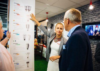 Kunde SENGLED | Projekt IFA | 2015