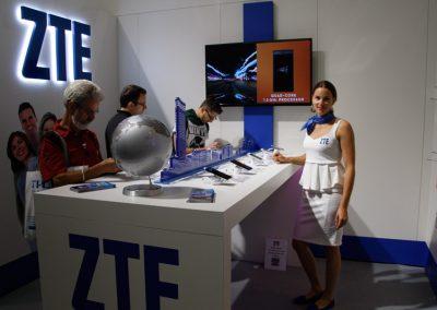 Kunde ZTE DEUTSCHLAND | Projekt IFA | 2014