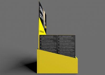 Kunde SENGLED | Produktion POS COUNTER-TOP DISPLAYS